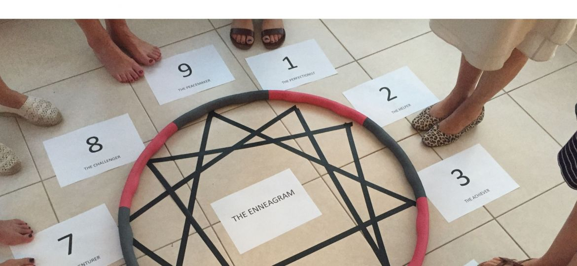 Episode 12 Unlocking Potential with the Enneagram